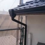 重ね張り|モルタル⇒金属サイディング&雨とい