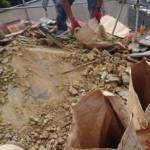 地震被害|日本瓦⇒平板瓦